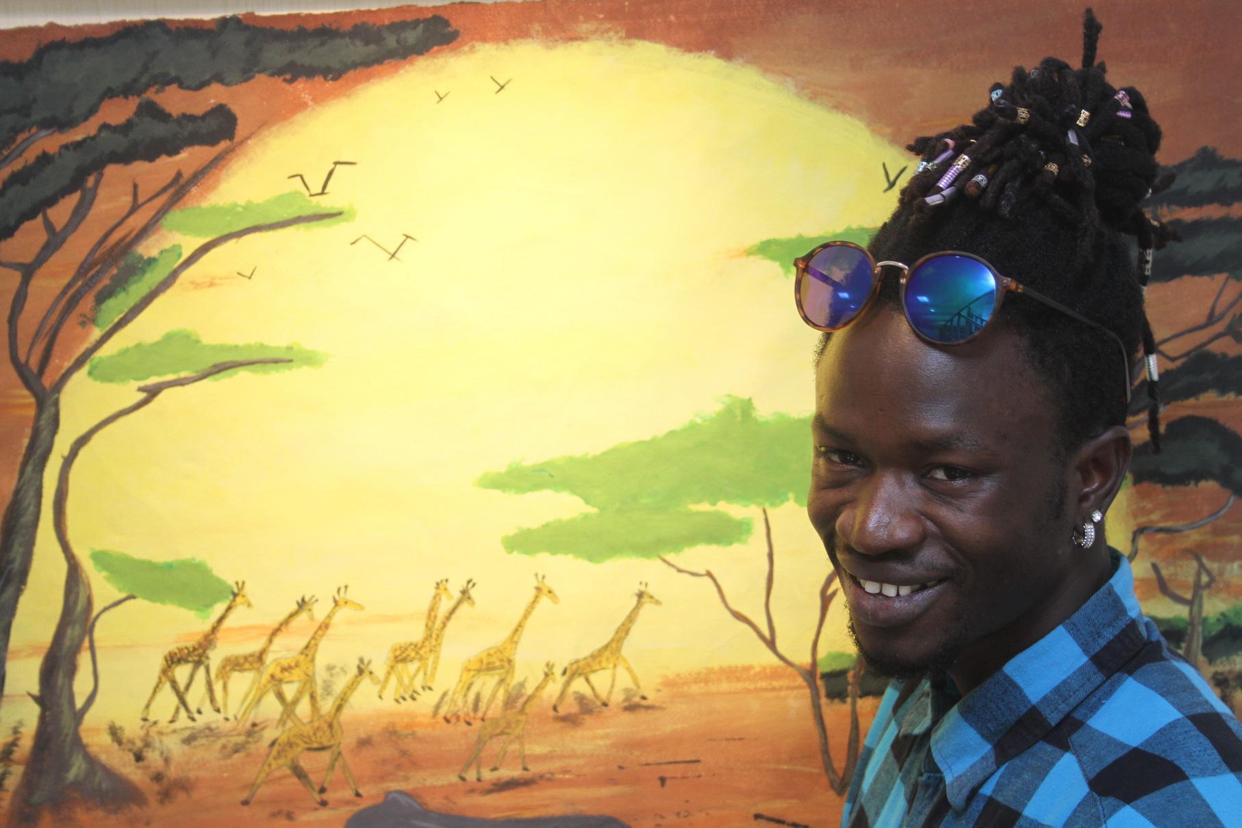 Ousman Bojang