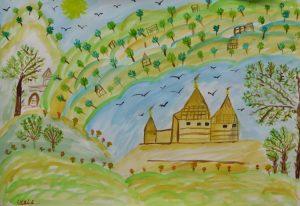 Lalish - der heilige Ort der Jesiden