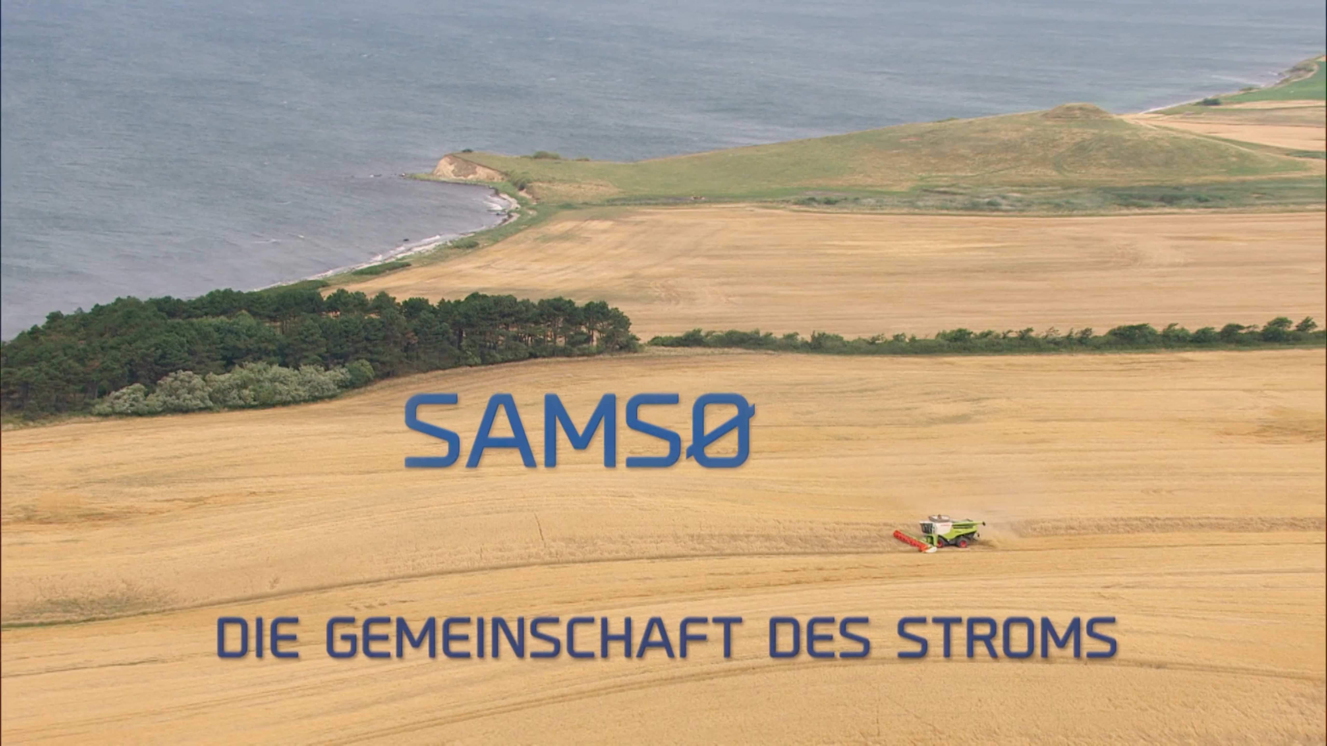 Samso Insel der Zukunft