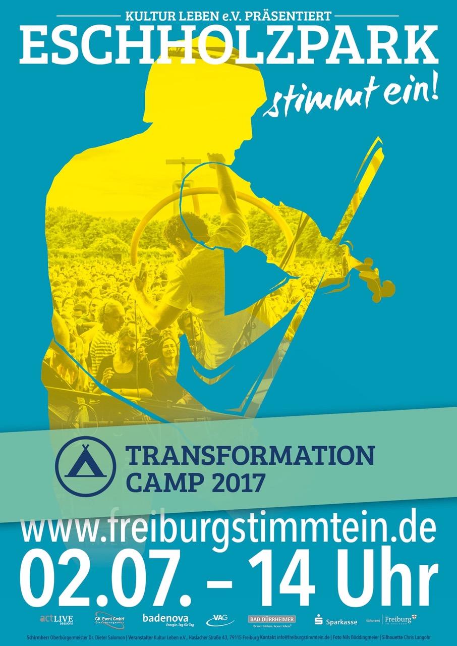 Freiburg stimmt ein